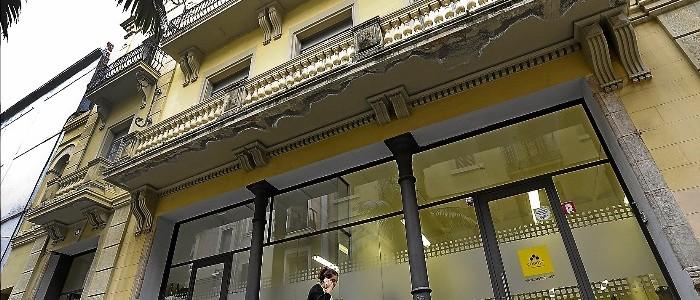 El districte més cooperatiu. Sants-Montjuïc